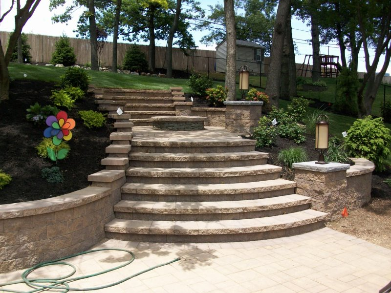 Gentil ^See All Of The Images For This Multi Level Patio^